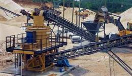 Limestone Processing Plant