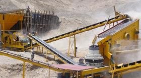 Kefid-gold-ore-crushing-plant