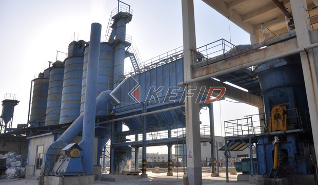 Cement Crusher and Mill Plant