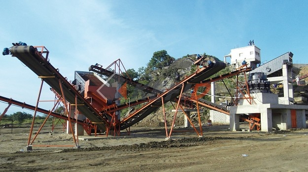 Crusher for Saudi Arabia buliding material making