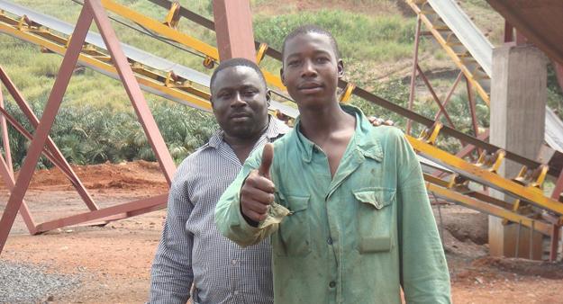 Gold Ore Mining Plant & Equipment