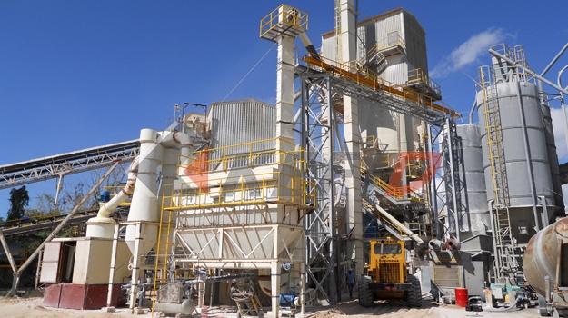 kaolin specialized ultrafine powder mill