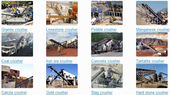 Global mining crusher projects