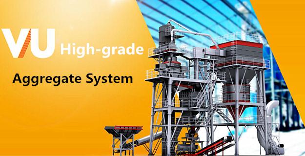 High-grade Aggregate System