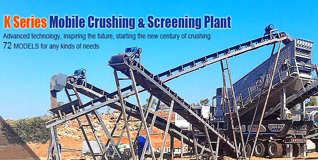 In-Pit Crushing and Conveying Plant