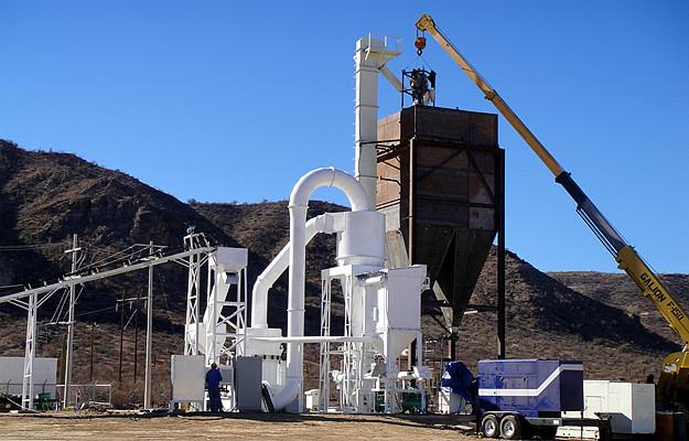 Limestone Crushing Plant : Mexico t h limestone grinding plant mining crushing